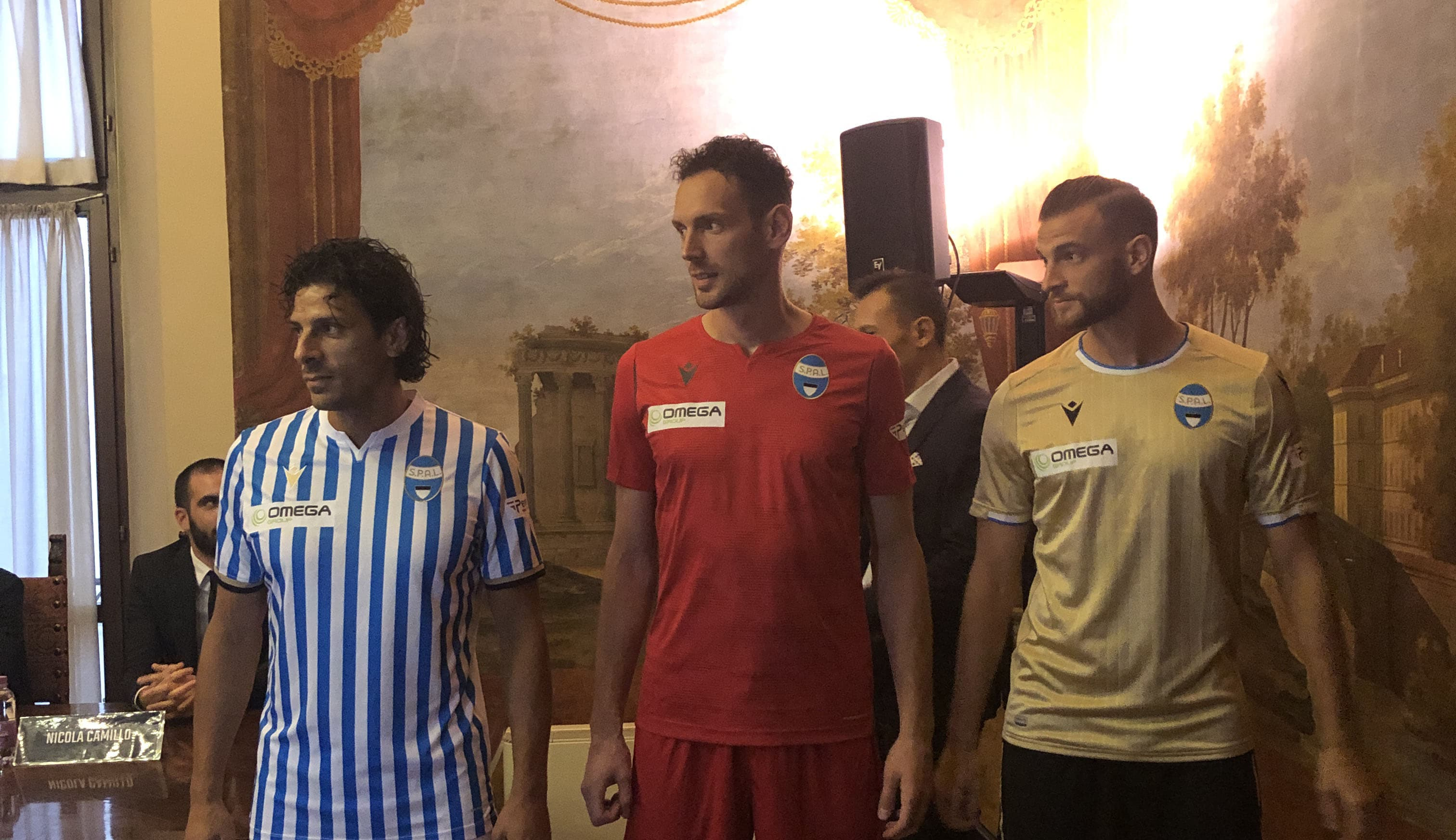 Omega Group Main Sponsor Spal Ferrara